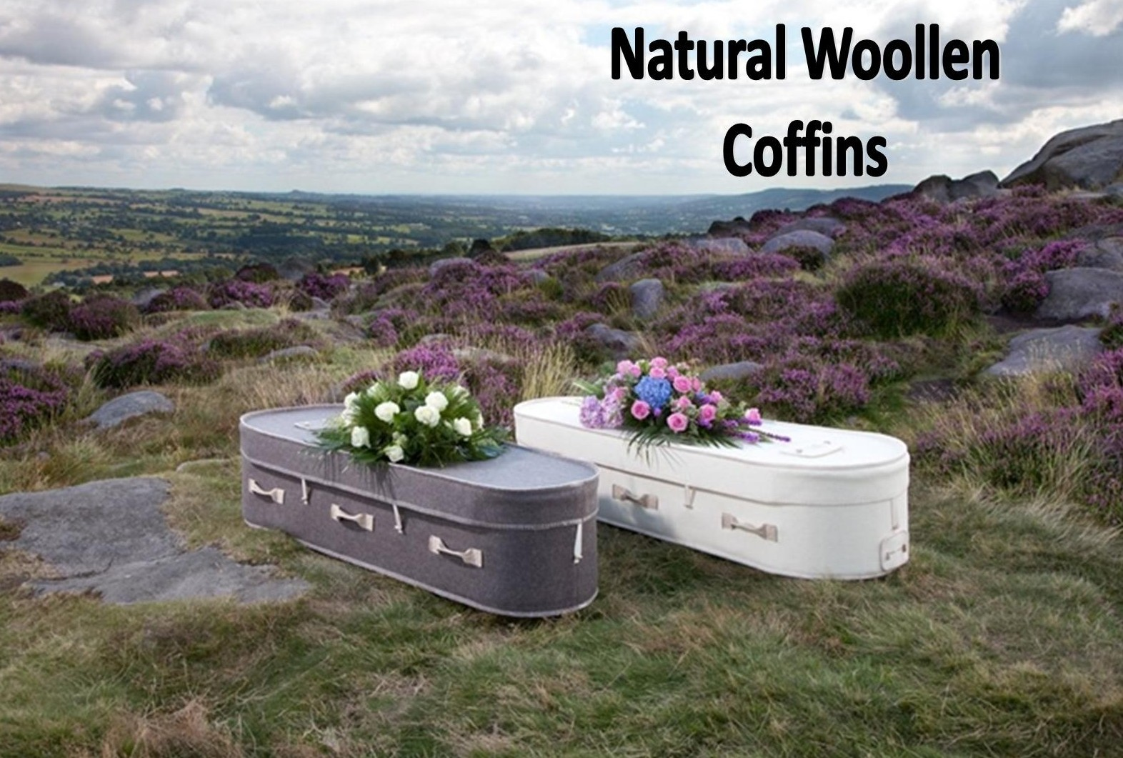 cropped woollen coffin
